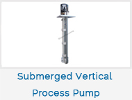 Submerged Vertical Process Pump